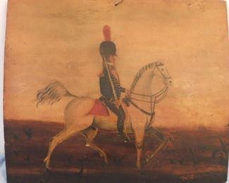 Frederick Kemmelmeyer painting ca. 1805