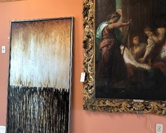 Batoni is Sold - painting on the left is available!