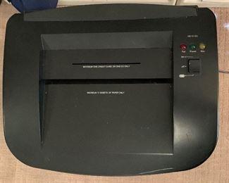 Aurora Paper Shredder AS1512X24x17x15inHxWxD