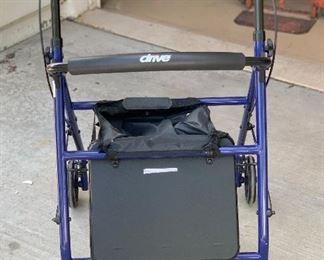DRIVE R800BL Walker