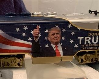 Bradford Exchange Trump Train