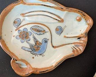 Lots of El Palomar Mexico Pottery