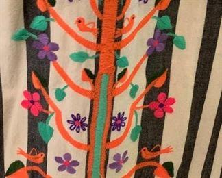 Tree of Life Vintage Fiesta De Mexico Skirt