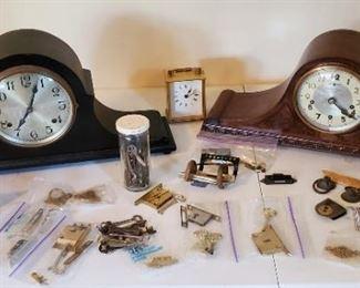 Clocks Keys