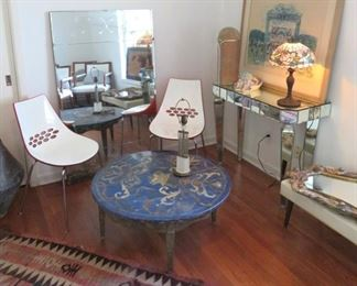 Seating, coffee tables, consoles and mirrors - WE GOT YOU!