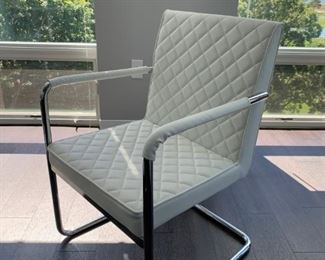 4 upholstered arm chairs. Chairs provide wonderful support and ease of getting up. Sale Price $2,00