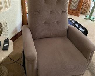 Bonzy Home Lift chair recliner, less than one year old, small size  $189.00
