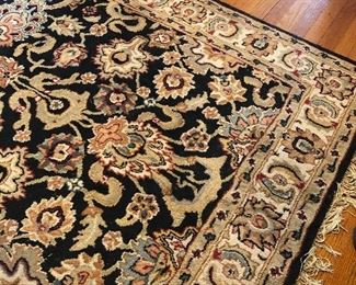 Wool Area rug - excellent condition!