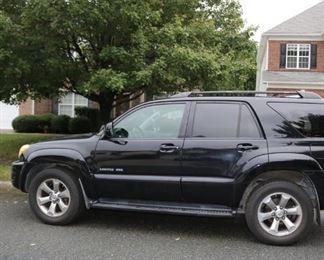 2008 Toyota 4Runner  asking $8000