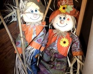 Scarecrow decor
