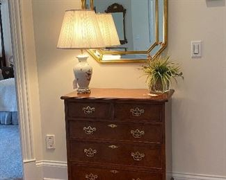 CHESTS, LAMPS AND MIRRORS
