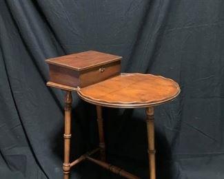 2 Three Leg Tables