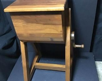 Handcrafted Churn