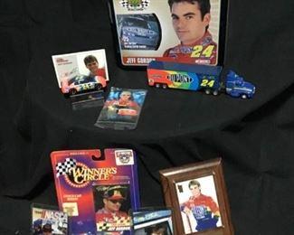 Jeff Gordon 24NASCAR Collectibles