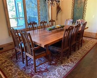 "Stickley ""East Colorado"" Dining Chairs"