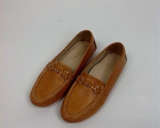 Cole Haan Italian Leather Loafers.