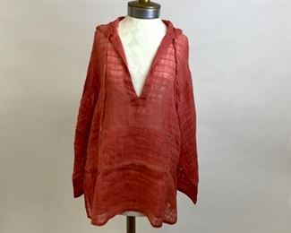 Chico Coral Tunic Cover up