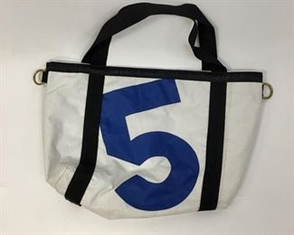 Ella Vickers Recycled Sailcloth Collection Tote