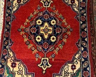 "Persian Village Rug 21""x28"" 239.00"