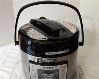 nuwave pressure cooker, new