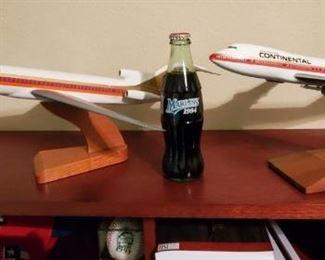 Continental Planes