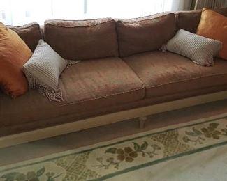 Mid Century Sofa by Henredon