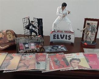 Elvis collectibles!
