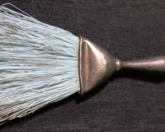 Lot# 36 - Sterling Silver Handle Brush