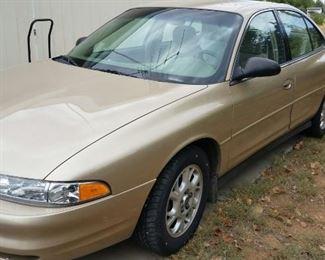 2002 Oldsmobile