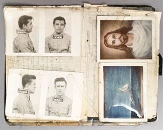 """""""In Cold Blood"""" Murderer Perry Smith Archive"""