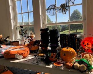 Halloween home decor items