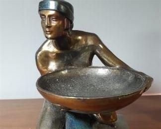 Mid century bronze