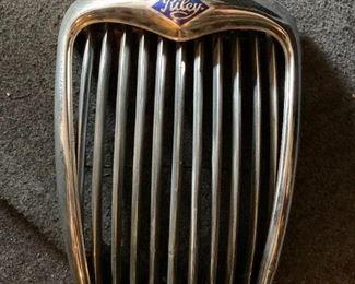 Antique Riley Grill
