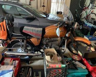 BMW R 60/6 Bike