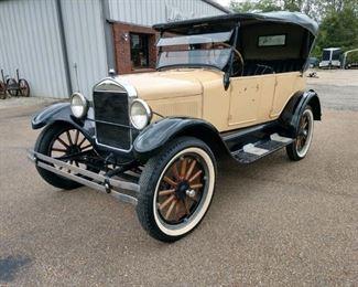 1927 Model R   runs,  excellent shape