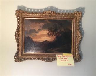 Samuel Bough oil $1,000