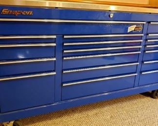Snap-On Classic 96 Tool Box/Workbench