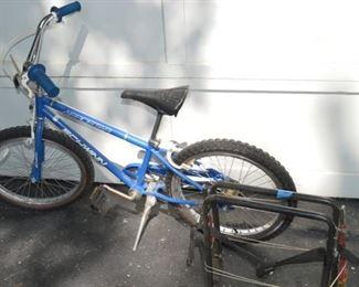 Schwinn Aerostar BMX bike