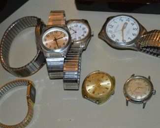 Waltham watches and jewelry