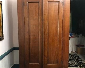 Beautiful knock down pine wardrobe