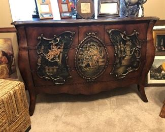 Beautiful Bombay chest