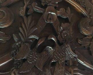 Armoire details
