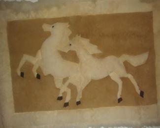 Alpaca rug - 4x5