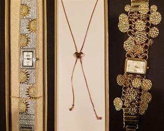 Betsey Johnson, Stella Picciotto, Nolan Miller jewelry
