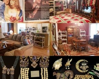 Estate Sale of Ann Black- Mother to Country Music Stars Clint Black and Kevin Black