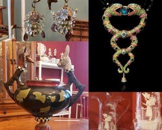 Antiques, Heidi Daus Jewelry