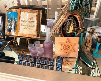Lots of collectibles from Israel
