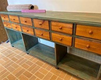 Pinehurst by Drexel Kitchen Storage