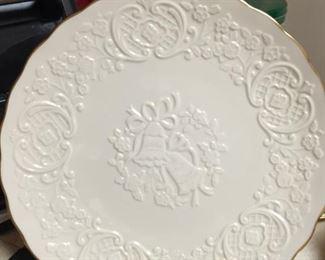 Lenox wedding platter