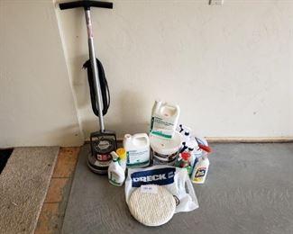 Oreck Orbiter Ultra Floor Cleaner